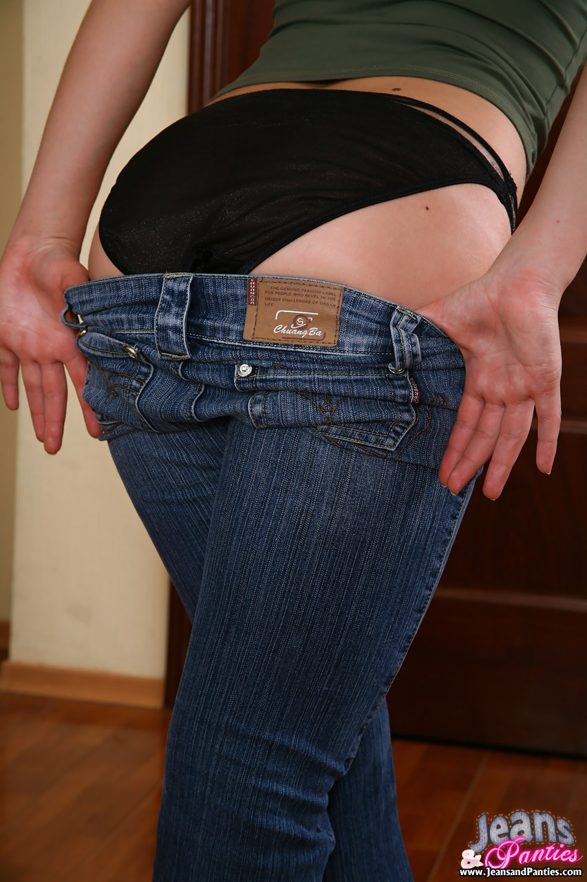 Jeans and panties tgp question Takes