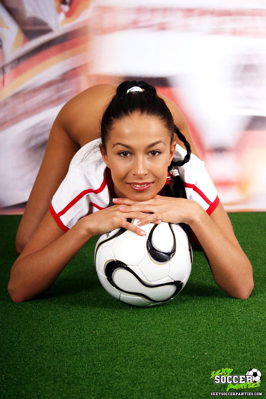 Hot teen soccer