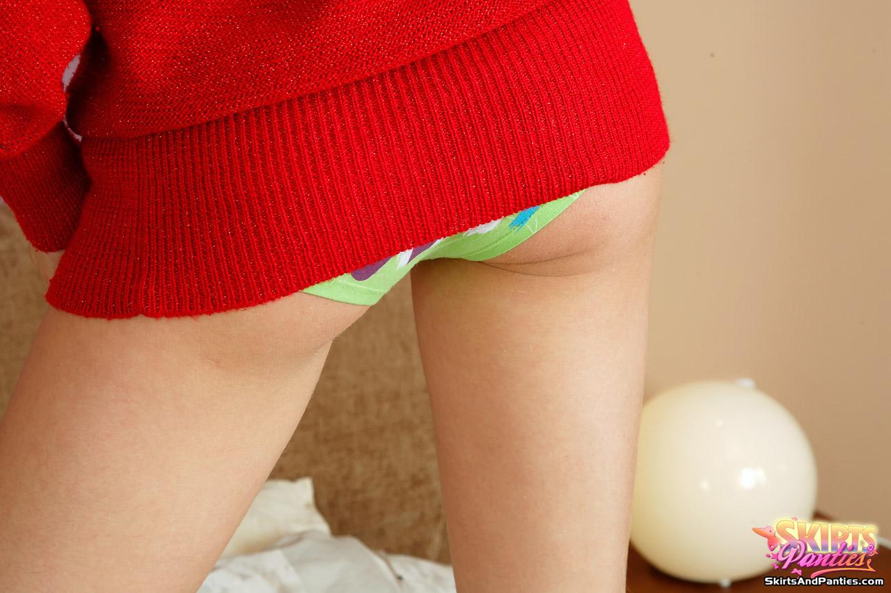 Excellent edible panties amateur